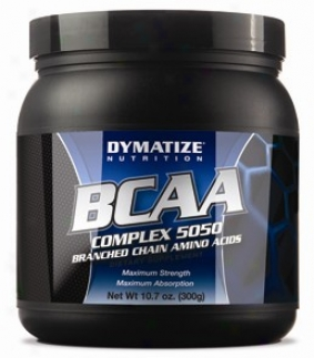 Bcaa Compounded 5050 Pwdr 300ym