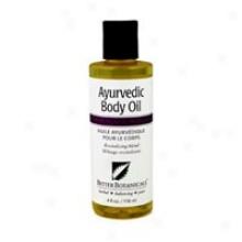 Better Botanicals Ayurvedic Body Oil 4 zO