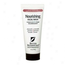 Better Botanicals Nourishing Facial Mask 3.25 Oz