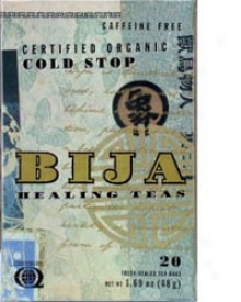 Bija's Tea Cold Stop 20tbags