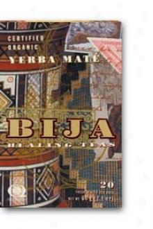 Bija's Tea Yerba Mate 20tbags