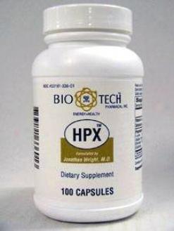 Bio-tech's Hpx 100 Caps