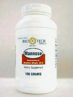 Bio-tceh's Mannose Powder 100 Gms