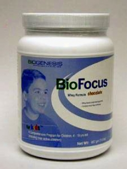 Biogenesis Nutraceutical's  Bio-focus (whey Choc.) 14 Serv