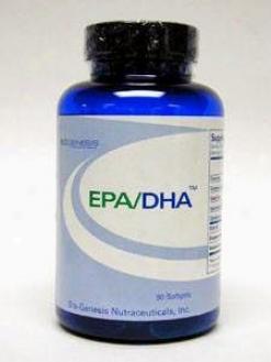 Biogenesis Nutraceutical's  Epa/dha 1000 Mg 90 Gels