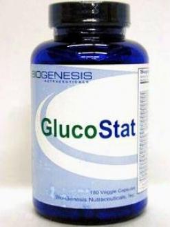 Biogenseis Nutraceutical's  Glucostat 180 Vcaps