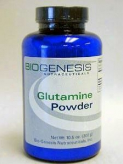 Biogenesis Nutraceutical's  Glutamine Powder 300 Gms