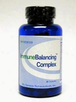Biogenesis Nutraceutical's  Immune Balancing Complex 90 Caps
