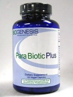 Biogenesis Nutraceutical's  Parabiotic Plus 120 Vcaps