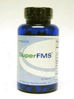 Biogenesiq Nutraceutical's  Super Fms 120 Caps