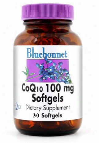 Bluebonnet's Coq10 100 Mg 30sg