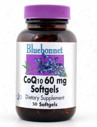 Bluebonnet's Coq10 60 Mg 30sg