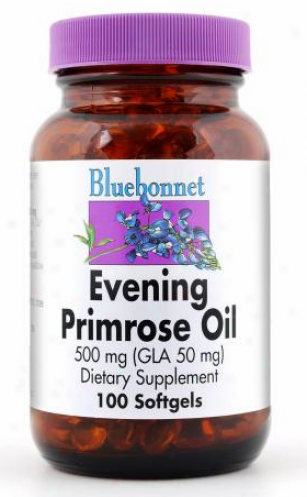Bluebonnet's Evening Primrose Oil 500 Mg 100sg