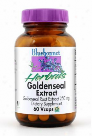Bluebonnet's Goldenseal Extract 6vcaps