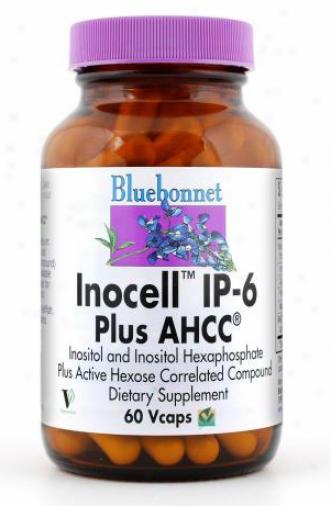 Bluebonnet's Inocell Ip 6 + Ahcc 60vcaps