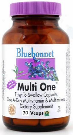 Bluebonnet's Multione 30vcaps