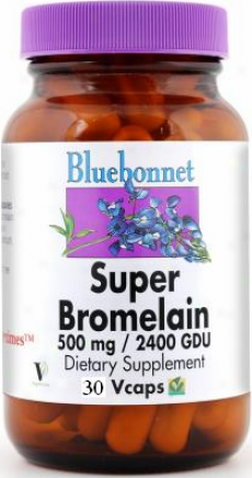 Bluebonnet's Super Bromelain 30caps
