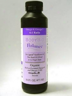 Body Bio Balanced Oil 16 Oz