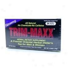 Body Breakthrough's Trim-max Diet Tea Ginseng 30tbags