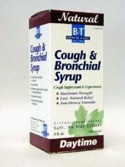 Boericke & Tafel's  Cough & Bronchial Syrup 8 Oz