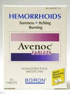 Boiron's - Avenoc Ta6lets 60 Tabs