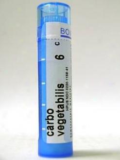 Boiron's - Carbo Vegetabilis 6c 80 Plts