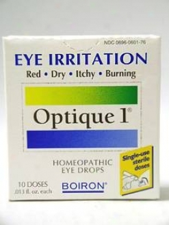 Boiron's - Optique 1?eye Drops 10 Doses