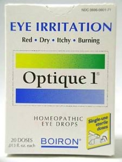 Boiron's - Optique 1?eye Drops 20 Doses