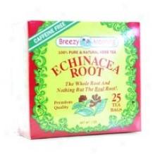 Breezy Morning Tea's Enchinacea Root Tea 25bags