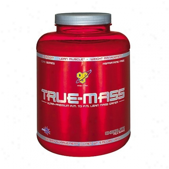 Bsn's True-mass Chcoolate 5.75lb