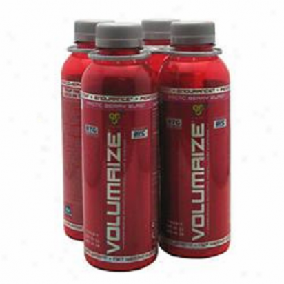 Bsn's Volumaize Rtg Grape Cooler Bottles 4 X 2.08oz