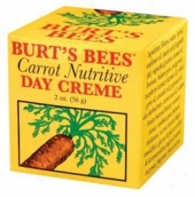 Burt's Bees Carrot Nutritive Day Crrme 2oz