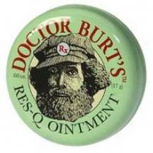 Burt's Bees Dr. Burts Rescue Ointment .60oz