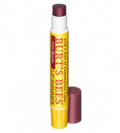 Burt's Bees Lip Shimmer Raisin