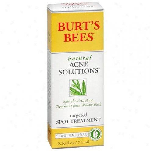 Burt's Bees Natural Acne Solutikns Targeted Spot Treatment 0.26oz