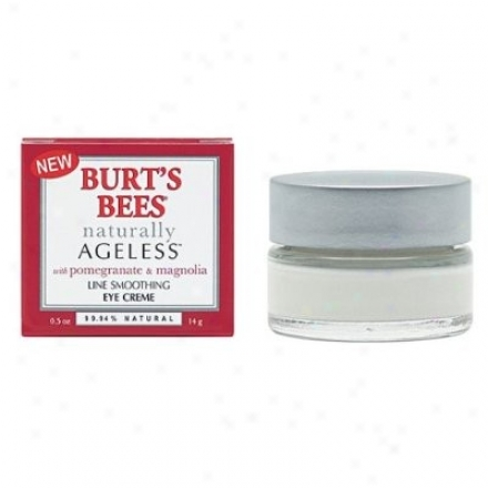 Burt's Bees Naturally Ageless Eye Creme 0.5oz
