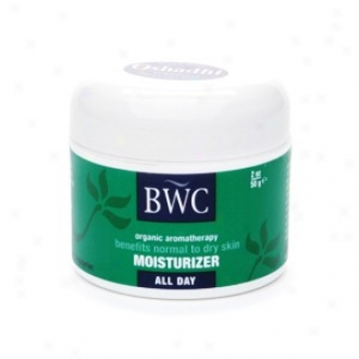 Bwc's All Day Moisturizer 2oz