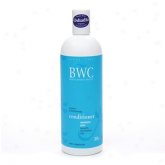 Bwc's Conditioner Moisture More 16 Fl Oz