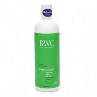 Bwc's Conditioner Rosemary Mint Tea Tree 16 Fl Oz