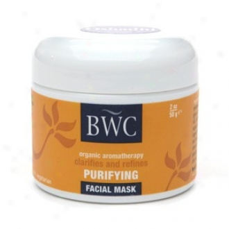 Bwc's Facial Mask Purifying 2oz