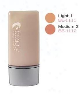 Bwc's Moisturizer Natural Look Tinted Light 30ml