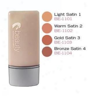 Bwc's Moisturizing Makeup Satin iLght Satin 30ml