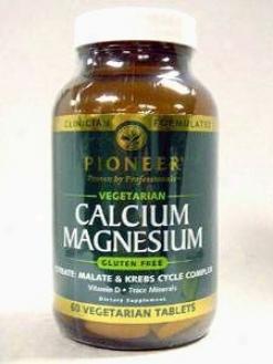 Cacium Magnesium 60 Tabs