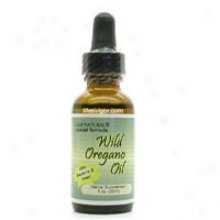 California Natural's Wild Oregano Oil 1 Oz