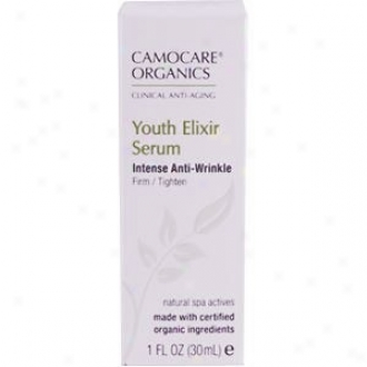 Camocare Organci's Youth Elixir Serum 1oz
