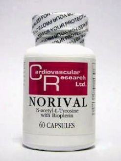 Cardiovascular's Norival 60caps