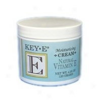 Carlson Key E Moisturizing Cream Nat Vit E 600gm 5oz - Exp 03/08