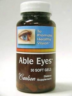 Carlson Lab's Able Eyes 30 Gels