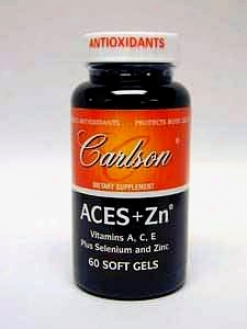 Carlson Lab's Aces + Zn 60sg