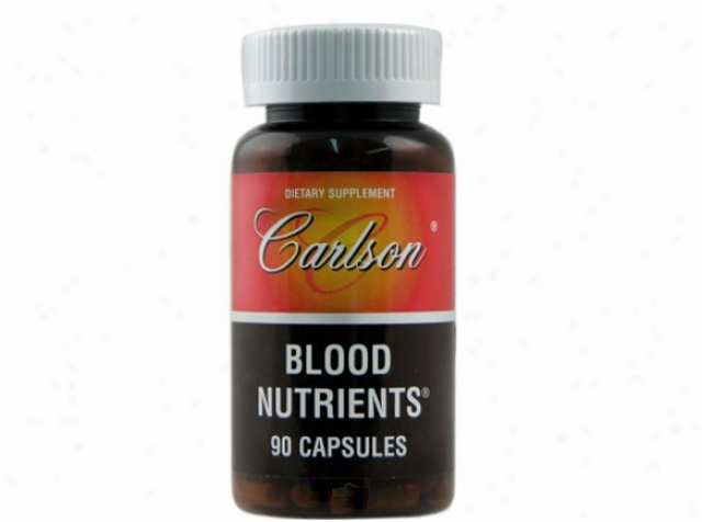 Carlson's Blood Nutrient 90caps